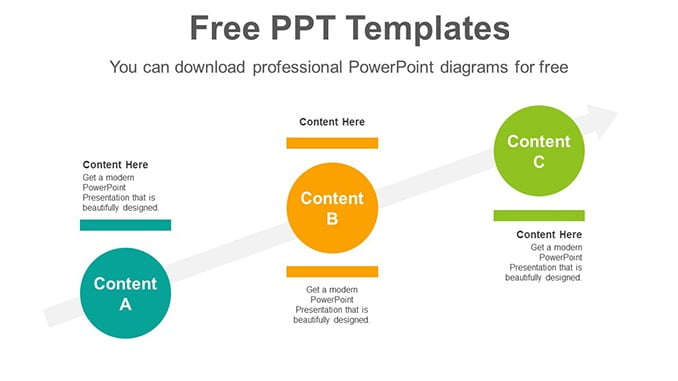 Ascending-circles-PowerPoint-Diagram-Template-post-image