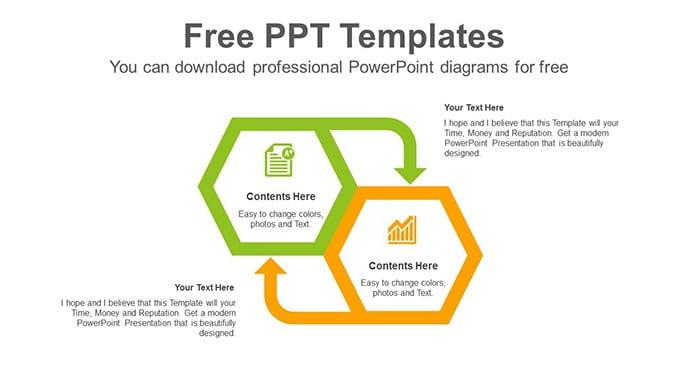 Modern PPT -hexagon-arrow-PowerPoint-Diagram-Template-post-image