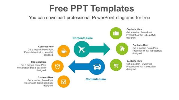 Semi-Radial-Arrow-PowerPoint-Diagram-Template-post-image