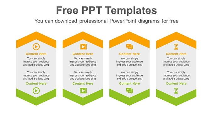 Symmetrical-chevron-PowerPoint-Diagram-Template-post-image