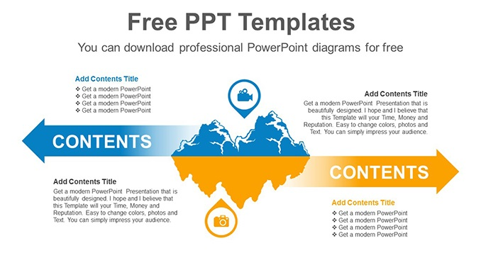 Two-Sided-Comparison-PowerPoint-Diagram-posting-image