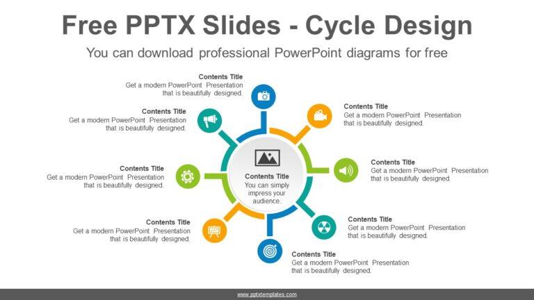 Divergent-circles-PowerPoint-Diagram-Template