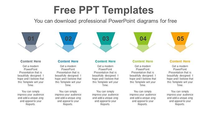 Business Agenda Arrow-highlight-PowerPoint-Diagram-Template-post-image
